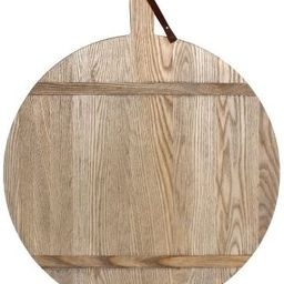 J.K. Adams 1761 Collection Ash Cutting/Serving Board, Round, Small   Amazon (US)