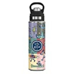 Tervis Life Is Good Jake Collage Insulated Tumbler, 24oz Wide Mouth Bottle, Stainless Steel | Amazon (US)