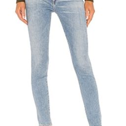 Citizens of Humanity Chrissy Sculpt High Rise Skinny in Islands from Revolve.com | Revolve Clothing (Global)