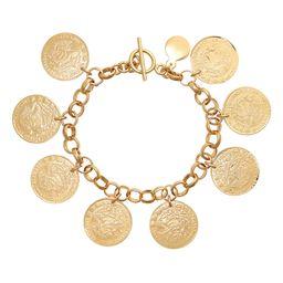 Carlota Coin Charm Bracelet | Nordstrom