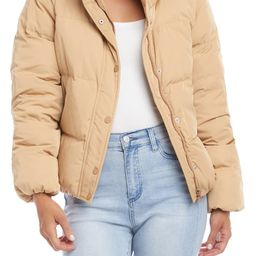 Down Puffer Jacket   Nordstrom