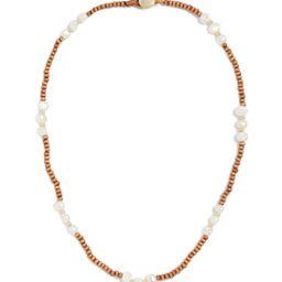 Beach Pearl Necklace | Shopbop