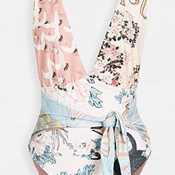 Florentina Zola One Piece | Shopbop