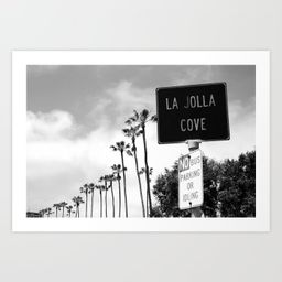 California Art Print | Society6