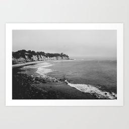 Point Dume | Malibu Art Print | Society6