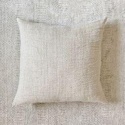 Belgian Stripe Linen Pillow Case Designer Neutral | Etsy | Etsy (CAD)