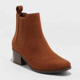 Women's Ellie Chelsea Boots - A New Day™ | Target