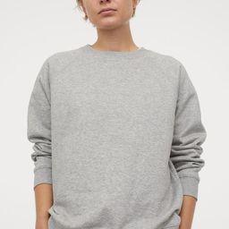 Sweatshirt   H&M (UK, IE, MY, IN, SG, PH, TW, HK, KR)