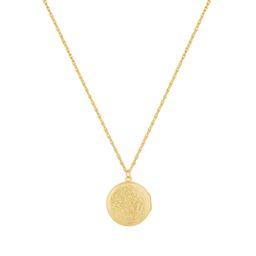 Elizabeth Locket Necklace   Electric Picks Jewelry