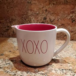Rae Dunn Valentine's XOXO  Measuring Cup White | Etsy | Etsy (US)