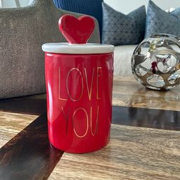 Rae Dunn Candles  New Valentine LOVE YOU | Etsy | Etsy (US)