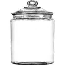 Anchor Hocking Heritage Hill Glass Jar with Lid, 2 Gallons | Walmart (US)