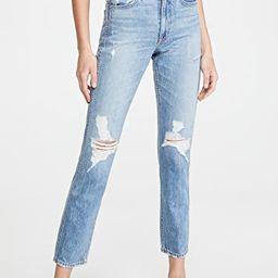 Virginia Slim Jeans | Shopbop