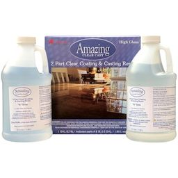 Alumilite Amazing Clear Coating & Casting Resin Kit, 1Gal.   Michaels Stores