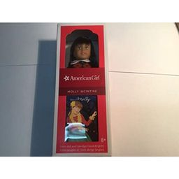 american girl doll mini molly mcintire and mini meet molly book - limited edition | Walmart (US)