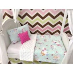 "American Girl 18"""" Doll Bedding Set, Unicorn Friends | Etsy (US)"