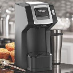 Hamilton Beach 1-Cup FlexBrew® Serve Coffee Maker Hamilton Beach   Wayfair North America