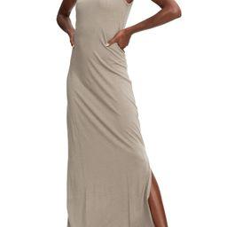 Isabelle Cotton & Modal Maxi Dress | Nordstrom