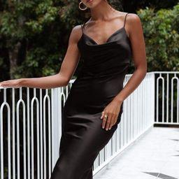 Persia Dress - Black   Petal & Pup (US)