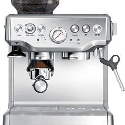 Breville BES870XL Barista Express Espresso Machine, Large, Stainless Steel   Amazon (US)