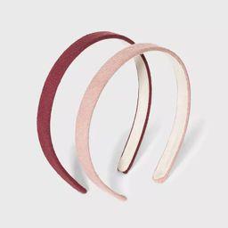 Woven Headband 2pc - Universal Thread™ | Target
