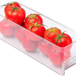 AJY Freezer and Refrigerator Storage Bins, BPA Free, Clear Rectangle Containers for Fridge Organi... | Amazon (US)
