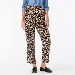 Tailored easy pant in 365 crepe | J.Crew US