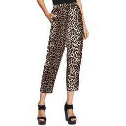 Vince Camuto Womens High Rise Leopard Print Pants | Walmart (US)