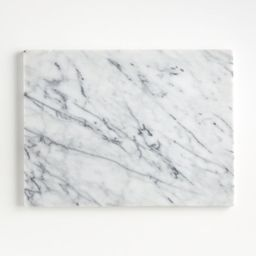 French Kitchen Marble Platter + Reviews | Crate and Barrel | Crate & Barrel