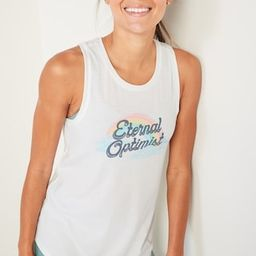 Graphic Muscle Tank Top for Women | Old Navy (US)