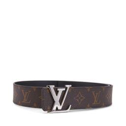 Louis Vuitton Belt LV Initiales Reversible 1.5 Width Monogram Noir Black/Brown   StockX