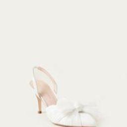 Sylvana Slingback Pump Optic White | Loeffler Randall