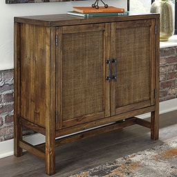 Signature Design by Ashley Beckings Accent Cabinet   JCPenney