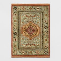 Floral Woven Accent Rug - Threshold™ | Target