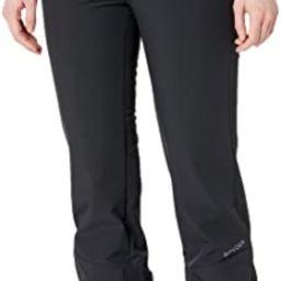 Women's Orb SoftShell Ski Pants – Ladies Outdoor Snow Pants for Winter Weather | Amazon (US)