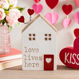 Love Lives Here House Block | Kirkland's Home