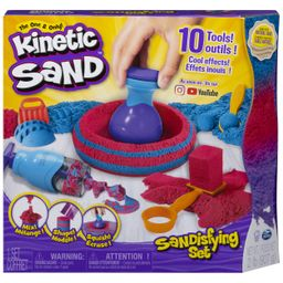 Kinetic Sand, Sandisfying Set with 2lbs of Sand and 10 Tools, for Kids Aged 3 and up | Walmart (US)