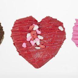 Heart Hot Cocoa Bomb Box of three | Etsy | Etsy (US)