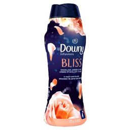 Downy Infusions In-Wash Amber Blossom Scented Booster Beads - 14.8oz | Target