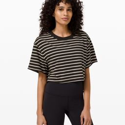 All Yours Crop Tee   Women's T-Shirts   lululemon   Lululemon (US)