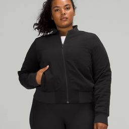 Non-Stop Bomber *Reversible   Women's Jackets   lululemon   Lululemon (US)