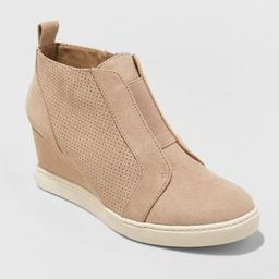 Women's Kolie Wedge Sneakers - A New Day™   Target