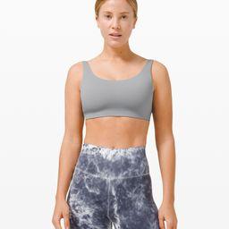 In Alignment Straight Strap Bra C/D   Women's Sports Bras   lululemon   Lululemon (US)