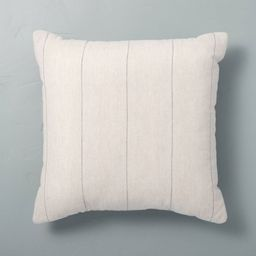 Delicate Stripe Throw Pillow - Hearth & Hand™ with Magnolia | Target
