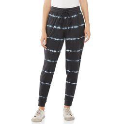 Scoop Women's Tie Dye Joggers | Walmart (US)