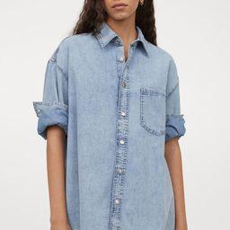Oversized Shirt   H&M (US)