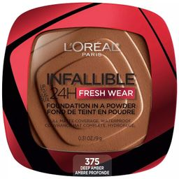 L'Oreal Paris Infallible Up to 24H Fresh Wear Foundation in a Powder - 0.31oz   Target