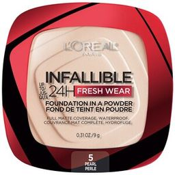 L'Oreal Paris Infallible Up to 24H Fresh Wear in a Powder, Matte Finish   CVS Photo