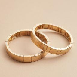 Sadie Gold Bracelets   Evereve
