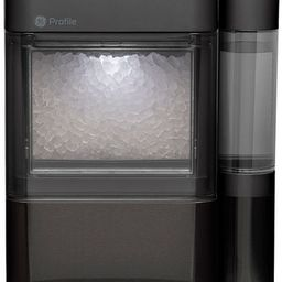 GE Profile - Opal 2.0 24-lb. Portable Ice maker with Nugget Ice Production and WiFi - Black stainles | Best Buy U.S.